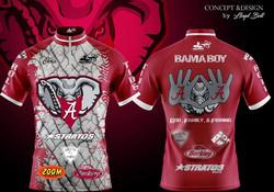 Custom jerseys #outdoors