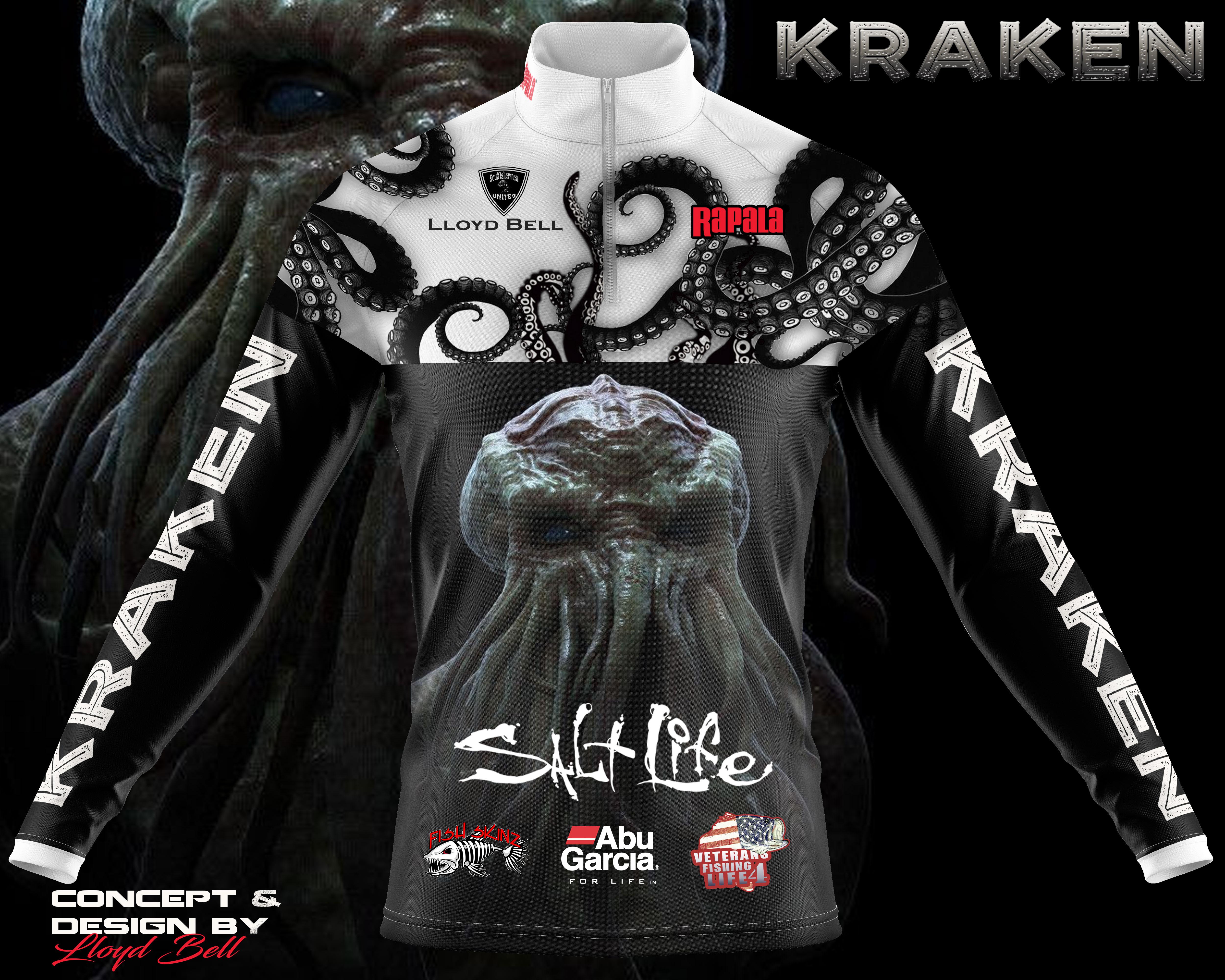 Kraken-jersey