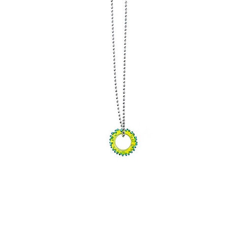 single ring necklace