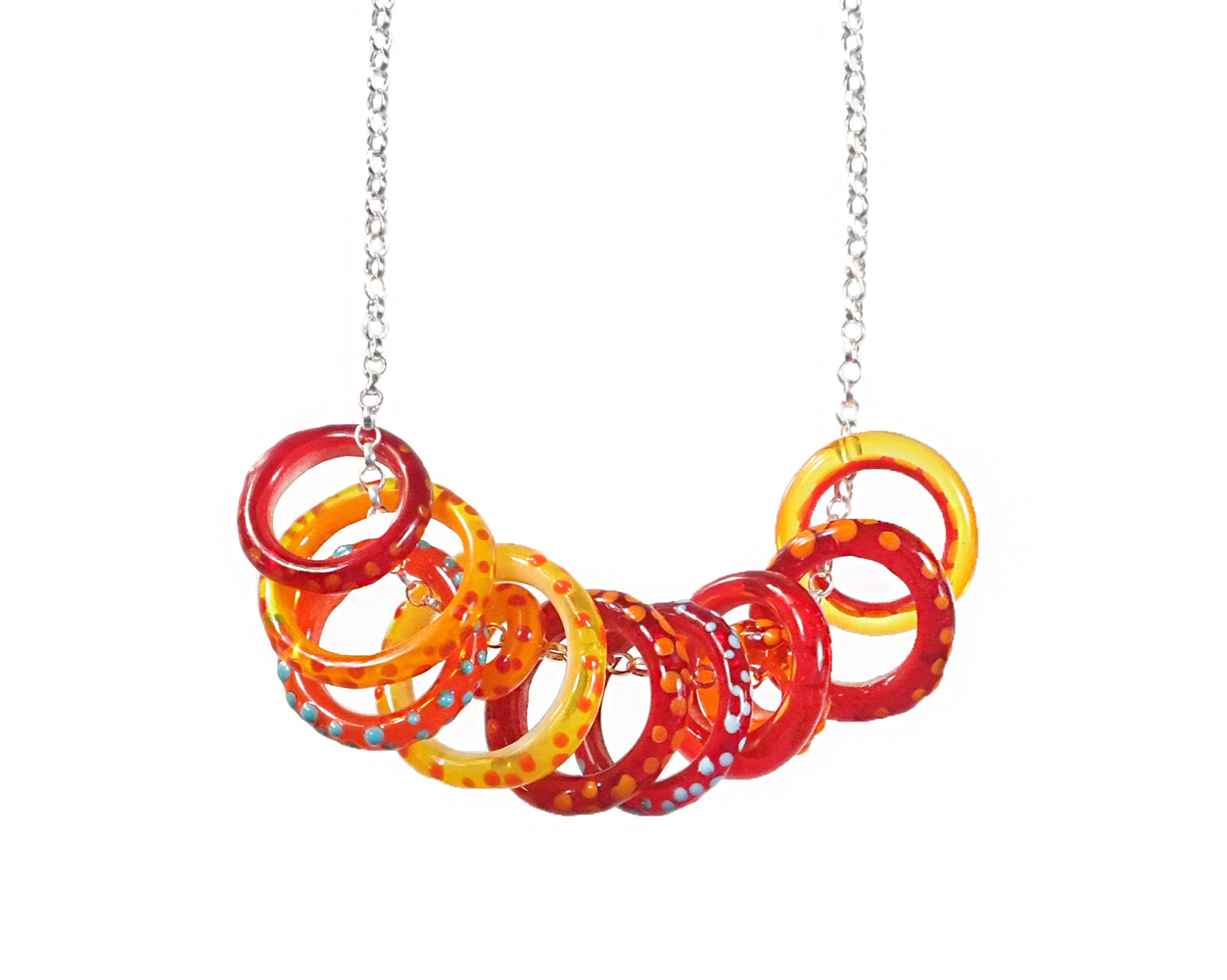 ringring necklace