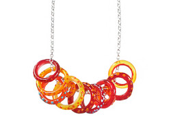 ringring necklace