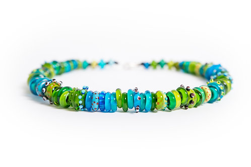 hoopla necklace