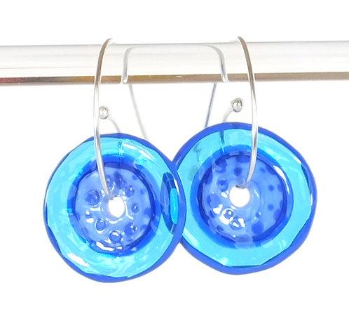 Jam tart earrings