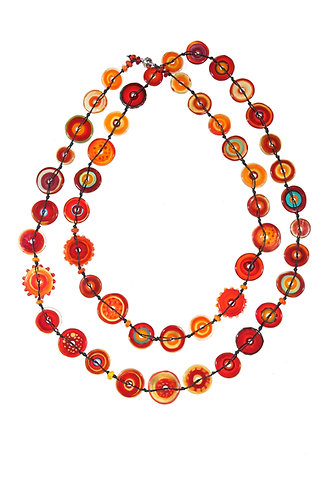 long chilli jelly necklace