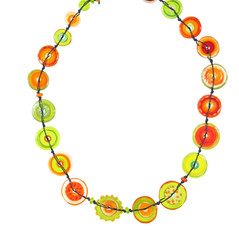 fruitjelly necklace