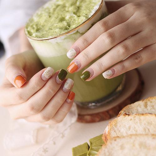 45684. Green Tea Latte