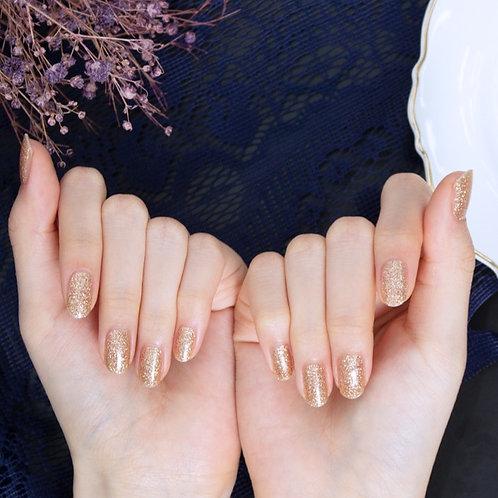 45287. Glitter Gold