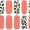 Thumbnail: 45734. Pink Leopard, Matt