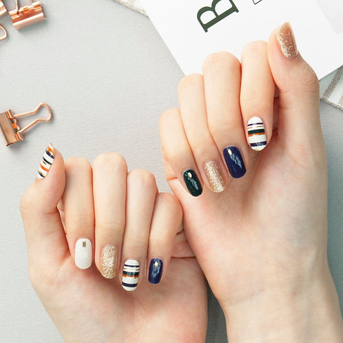 45426. Colourful stripe