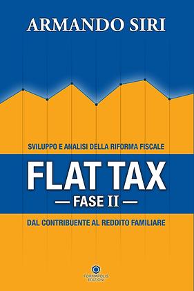 Flat Tax - Fase II. Dal contribuente al reddito familiare