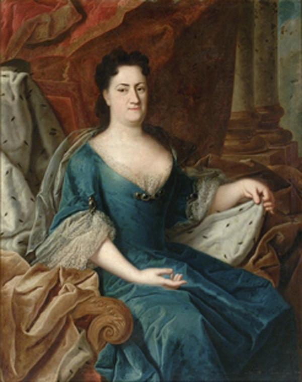 Melusine von der Schulenburg (1667–1743)