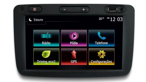 Multimídia Renault