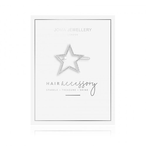 Joma Jewellery Sparkly Star Clip