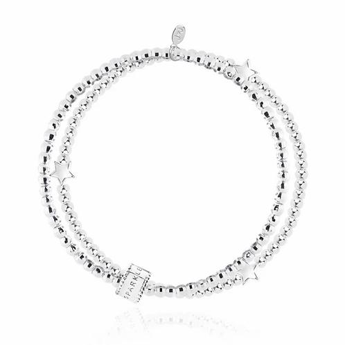 Joma Jewellery Lila Star Bracelet