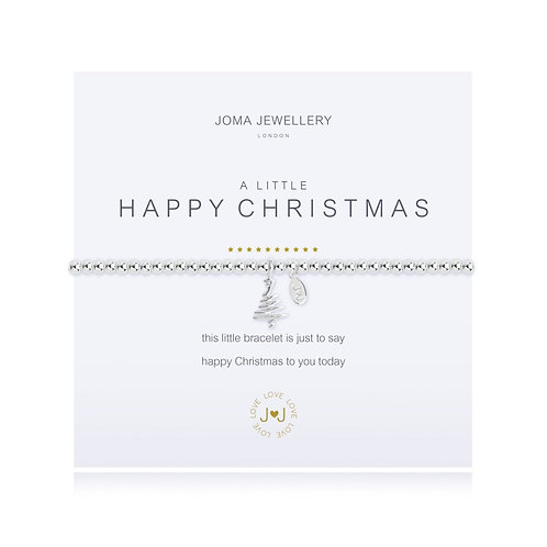 Joma Jewellery A Little Happy Christmas Bracelet