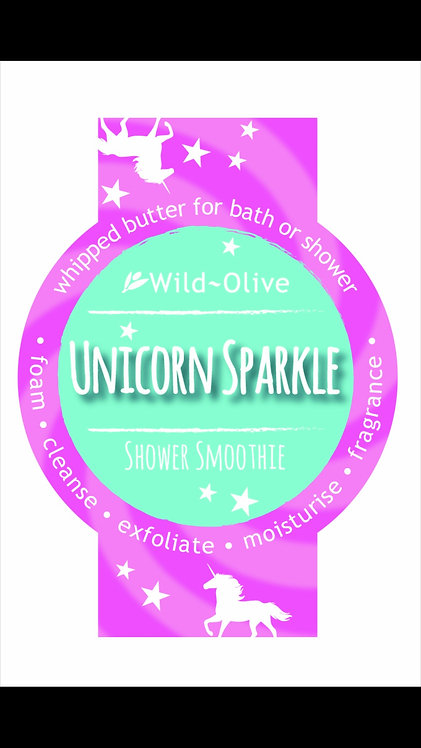 Unicorn Sparkle Shower Smoothie
