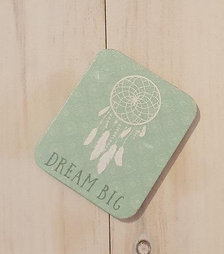 Boho Magnet Dreamcatcher- Dream Big