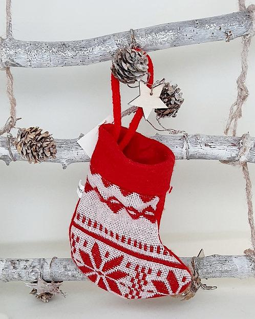 Nordic Mini Stocking