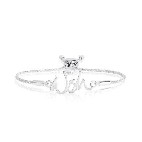Joma Jewellery Wish Bracelet