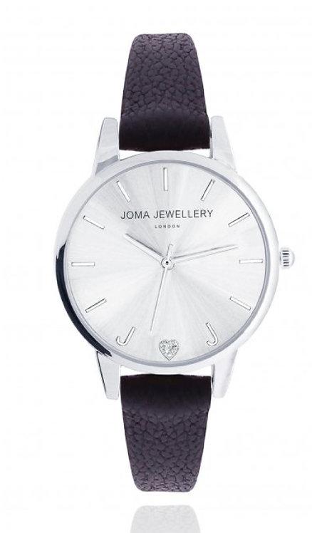 Joma Jewellery Lexi Watch Silver