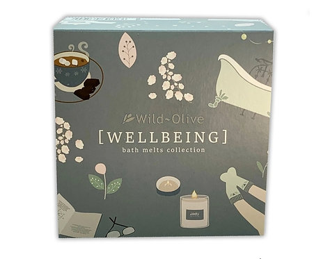 Wild Olive Wellbeing Melt Collection