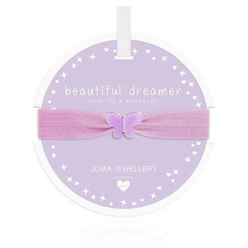 Butterfly Hair Tie Beautiful Dreamer