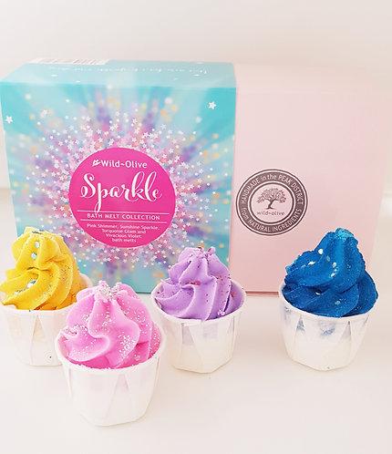 Sparkle Bath Melt Gift