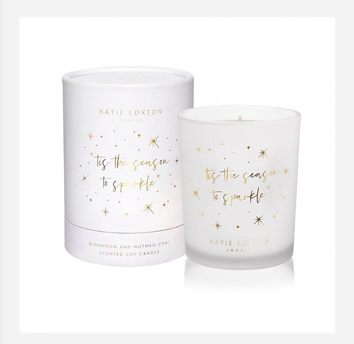 Katie Loxton Boxed Glass Candle