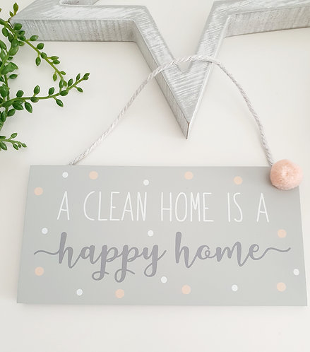 Wooden hanging Wall Plaque