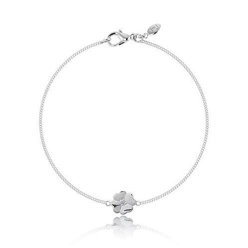 Joma Jewellery Lucky Clover Bracelet