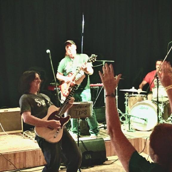 The Dave Scott Blues Jam