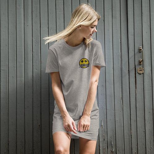 Bordado Vestido 100% Orgánico / cotton t-shirt dress