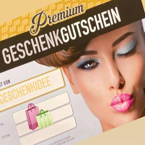 Geschenk-Gutschein 300 Euro