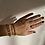 Thumbnail: Champagne Gold Bracelet Set
