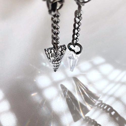 Spike Pendant Bracelet