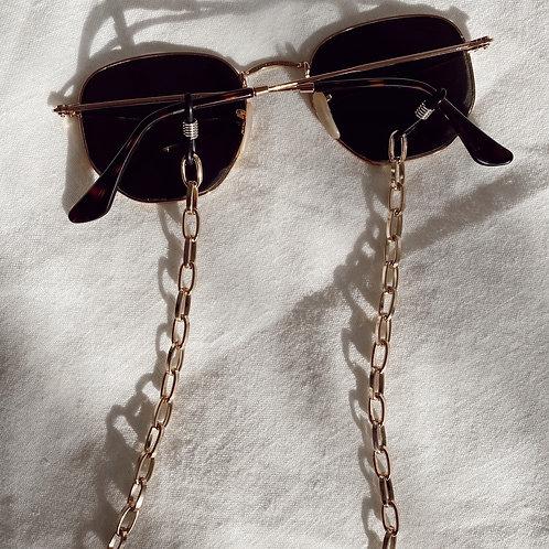 Light Gold Sunglass Chain