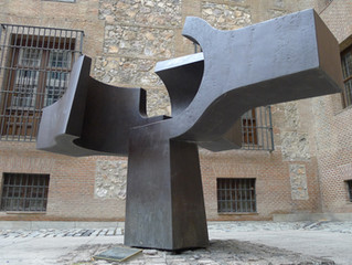 Inspired by the Public Art of Madrid