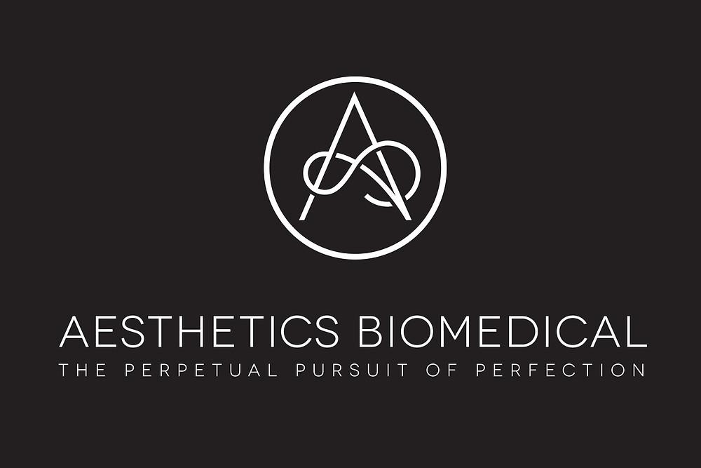 Aesthetics Biomedical Logo