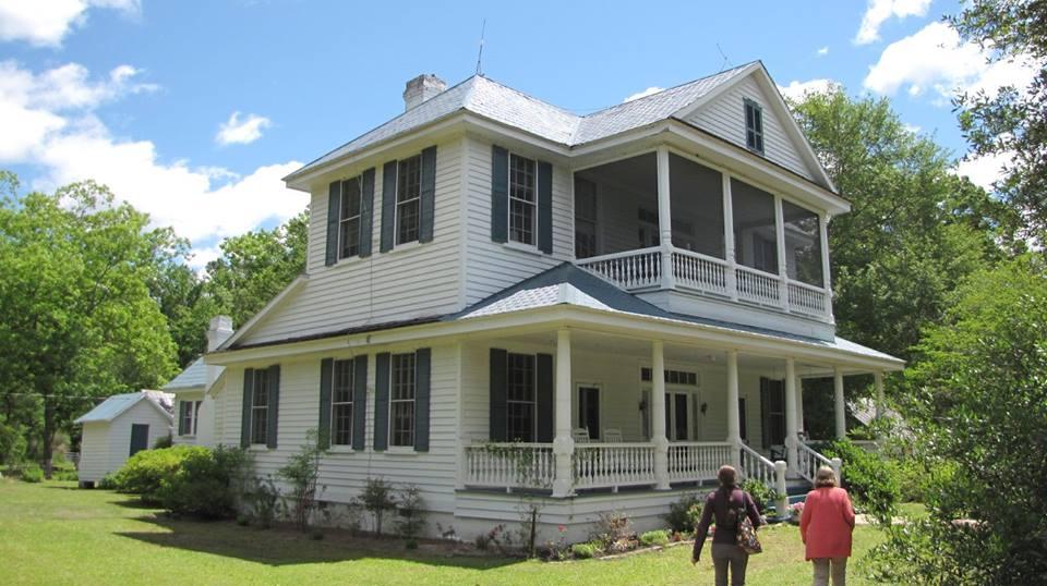 Nineteenth Century farmstead