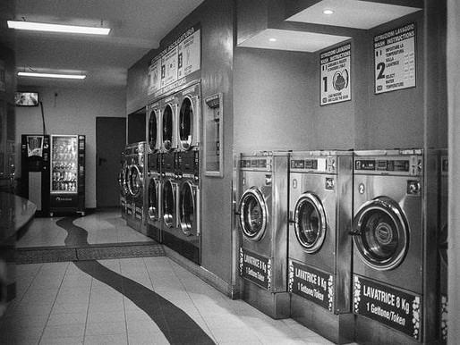 Lavaggio abbigliamento in Latex in lavatrice