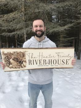 Hunter Family River House