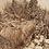 Thumbnail: Wood Burned Elk Camp Mug