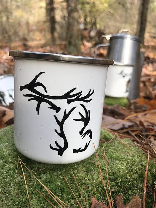 Michigan Antlers Mug