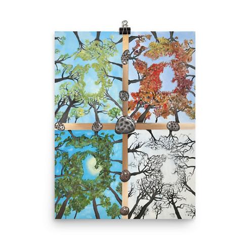 4 Seasons Print