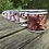 Thumbnail: Set of 4 Wood Burned Camp Mugs