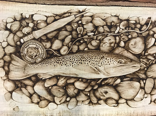 Trout on Pine