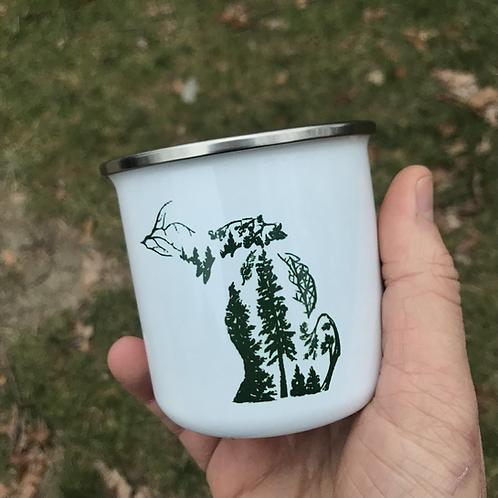 Tree Lovers Camp Mug
