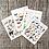 Thumbnail: Michigan Wildlife Greeting Cards by Brush & Bark