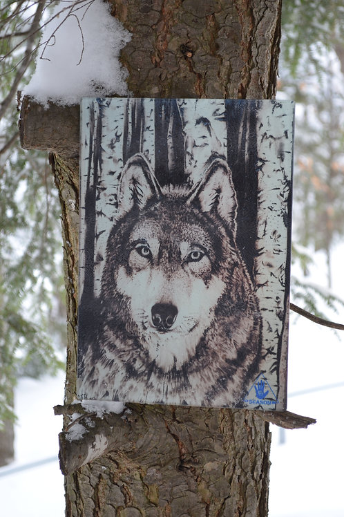Wolf Tempered Glass Cutting Board