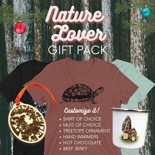 Nature Lover Gift Pack